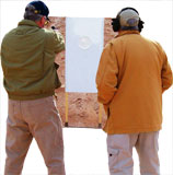 Personal training with Paladin Services helps good shooters maintain and improve their skills.