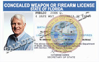 Florida Concealed Weapons Permit (CWP).
