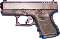 A Glock 26 or Glock 27 can be a highly effective carry gun for many people.